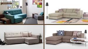 Wooden Furniture Sofa Corner L Shaped Sofa Online Corner Sofas Online From Wooden Street