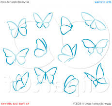 butterfly simple drawing simple butterfly coloring pages