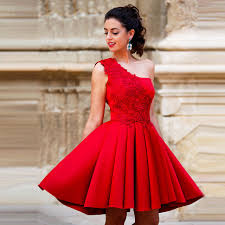pretty graduation dresses pretty homecoming dresses with lace one shoulder