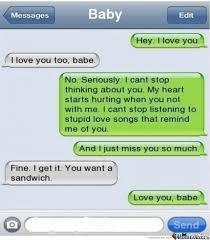Hey I Love You Meme - baby i love you by pewwie meme center