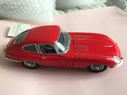 franklin mint 1 24 jaguar e type 1961 classic vintage collectable
