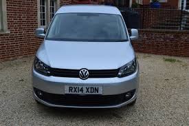 2014 14 volkswagen caddy 1 6tdi 102 bhp highline 92000 miles