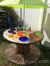 Wooden Spool Table For Sale 13 Wooden Spool Ideas To Add Rustic Charm To Your Home