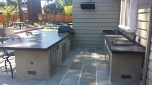 how to build a outdoor kitchen island how to build a bbq island plans prefabricated outdoor grill islands