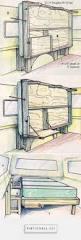 floor plan variations 70 u0027s gmc family motorhome pinterest