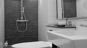 black and white bathroom pictures recessed ceiling light grey