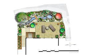 oriental garden design in winfield
