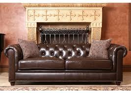 Abbyson Leather Sofa Reviews Sofa Abbyson Living Charlotte Beige Sectional Sofa And Ottoman