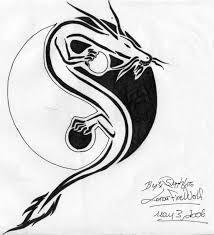 yin yang tatoo by sapphire blackrose on deviantart