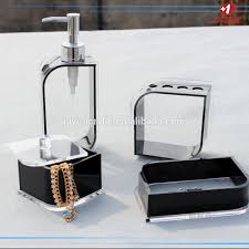 Handmade Bathroom Accessories by Wholesale Custom Handmade Hotel Balfour Acrylic Bathroom