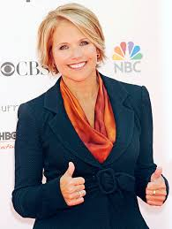 hairstyles of katie couric katie couric s hair evolution us weekly