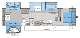 travel trailer floor plans u2013 zonta floor