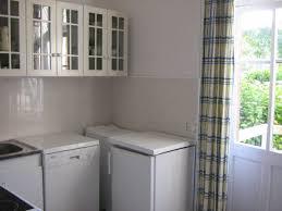 lave linge dans cuisine cuisine équipée lave linge lave vaisselle congélateur