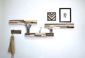 unique wood shelves 2870