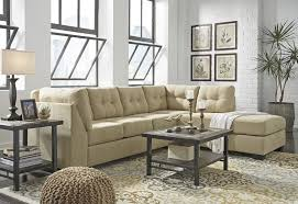 Laf Sofa Sectional Maier Cocoa 2 Pc Laf Sofa Sectional 45203 66 17 Sectionals