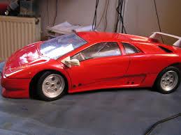 classic lamborghini kyosho lamborghini diablo vt u2013 scale car series kit 1 10th scale