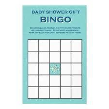 baby shower gift bingo nautical baby shower bingo gifts on zazzle
