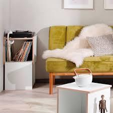 Ecktisch Klein Noook Moderne Designmöbel Für Ecken Und Nischen