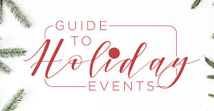 2017 guide to december events in wine country