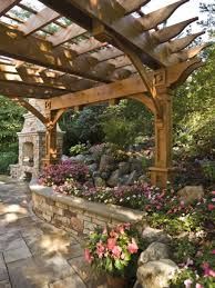 50 stunning outdoor living spaces nice gardens and backyard