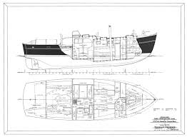 Boat Floor Plans Affordable Seaworthy Cruiser Page 52 Boat Design Net