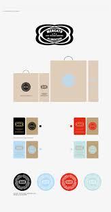 coupe papier design mercato alimentare more graphic design