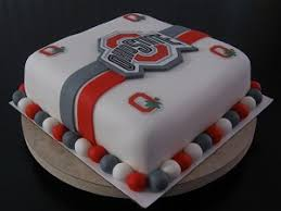 osu cake i want this for my birthday all about the buckeyes