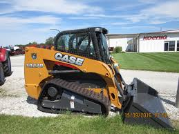 rightside of case tv270 compact track loader 74hp 8 270 lbs case