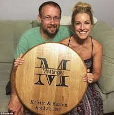 wedding registry charity radio personality and fiancé donate entire wedding registry to