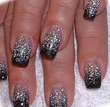 40 glitter nail tips designs nails in pics