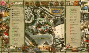Universal Orlando Maps by Map Of Royal Pacific The Dis Disney Discussion Forums