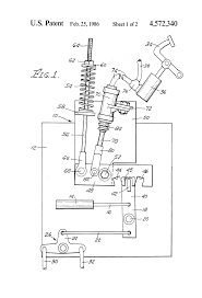 patent us4572340 safety lock vehicle transmission google patents