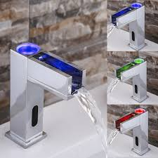 Led Bathroom Faucet by Aliexpress Com Buy Hygienic Hands Free Automatic Infrared Sensor