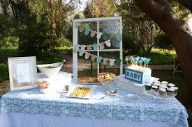 country baby shower ideas shabby meets country chic joint baby sprinkle project nursery