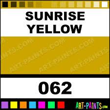 sunrise yellow nail enamel paints 062 sunrise yellow paint