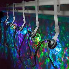 projection lights led projection christmas lights with set of 8 45ct gemmy