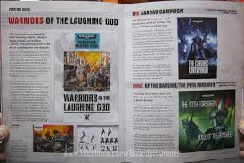 white dwarf 55 review pretty colours u0026 big guns the home of