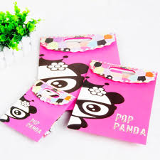 dw pb0505 cute paper gift bag template with magnetic closure