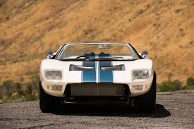 one of a kind 1965 ford gt40 roadster can be yours if you have a
