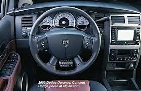 2003 dodge durango 2003 dodge durango hemi r t concept car