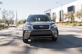 subaru crosstrek forest green 2017 subaru forester 2 0xt touring first test review
