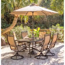 outdoor patio furniture sets with umbrella porch chair set high