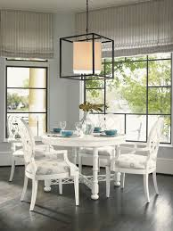 ivory key knapton hill round dining table lexington home brands