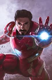 Tony Stark Tony Stark By Erlanarya On Deviantart
