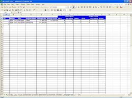 Sales And Expenses Spreadsheet Sample Excel Spreadsheet Haisume