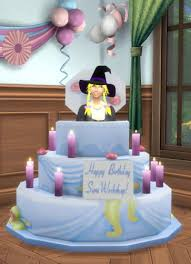 wedding cake in the sims 4 cake sims 4 updates best ts4 cc downloads