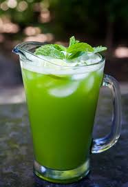 green drink cucumber lime mint agua fresca recipe simplyrecipes com