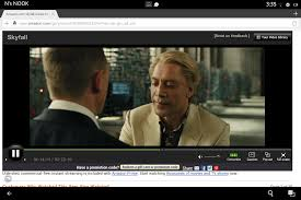 how to stream amazon instant video on android tablets the