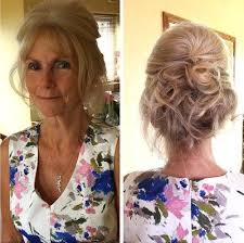 wedding hair updo for older ladies 40 ravishing mother of the bride hairstyles formal updo updo