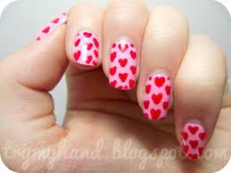 playful polishes dream catcher nail artvalentines day nails
